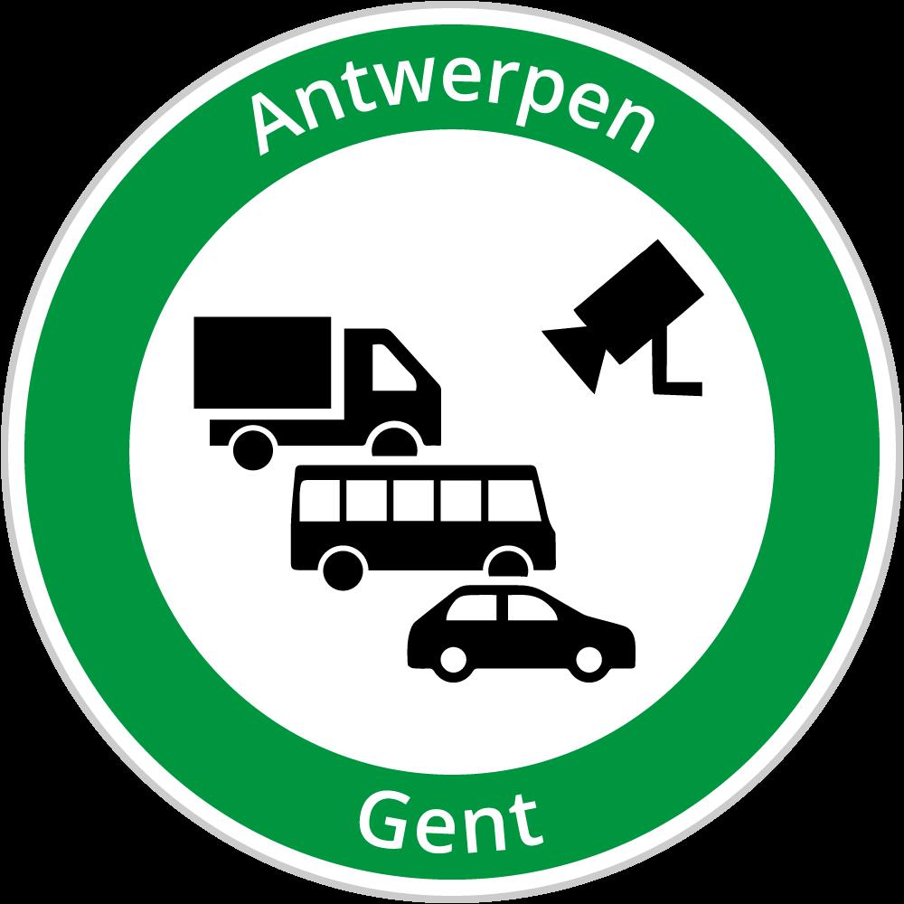 Rejestracja Antwerpia + Gandawa