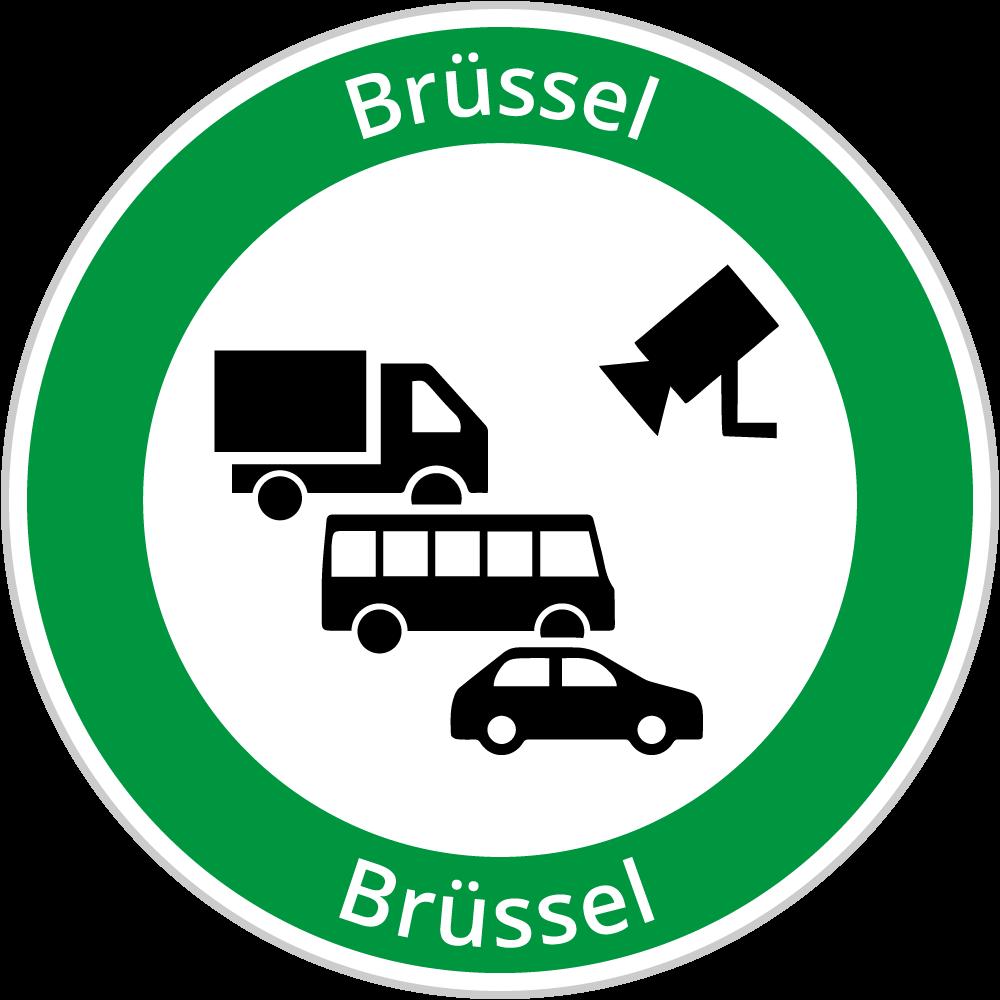 Rejestracja Brukseli