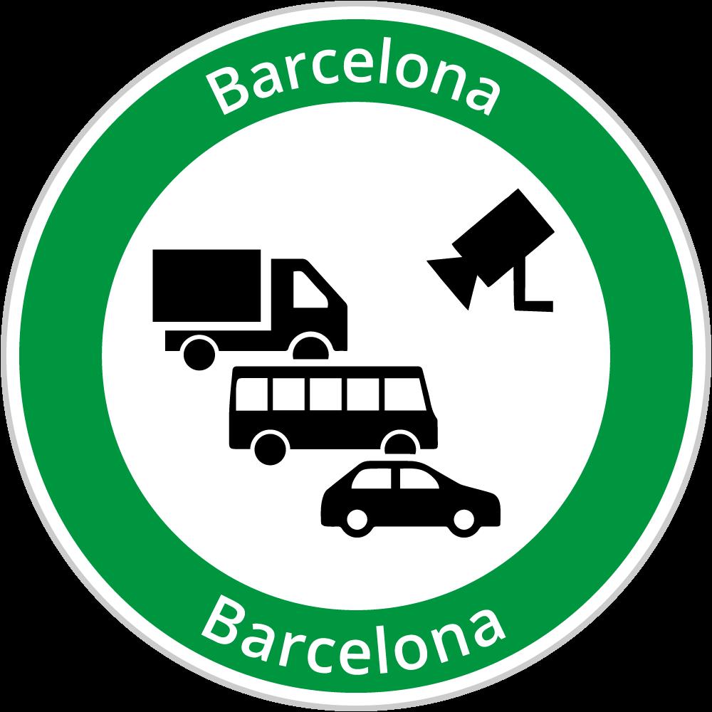 Rejestracja Barcelona